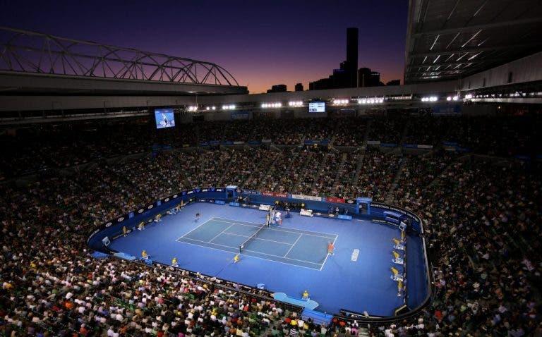 [VÍDEO] Acompanhe o sorteio do Australian Open, em DIRETO