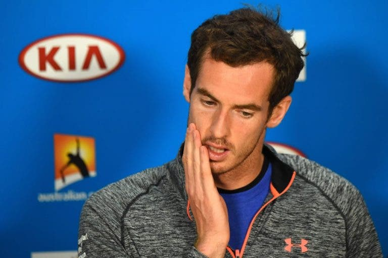 Murray revela os momentos mais infelizes da sua infância