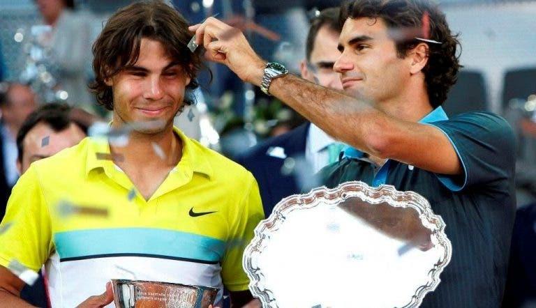 Federer-Nadal: 40 duelos, 40 curiosidades sobre a rivalidade mais apaixonante do ténis