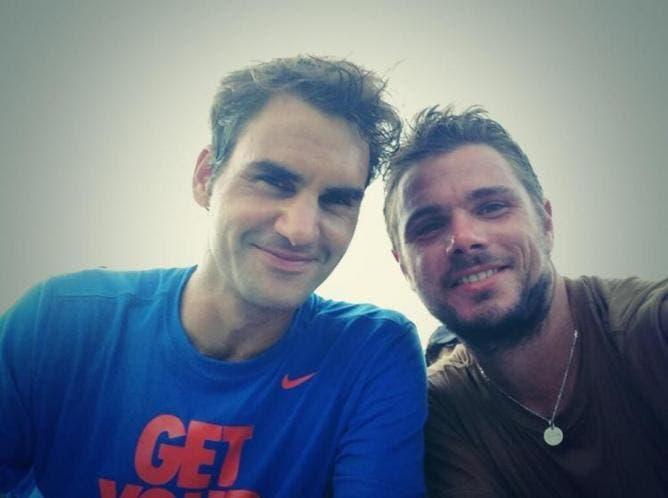 Wawrinka: «Federer sempre foi como um irmão mais velho»