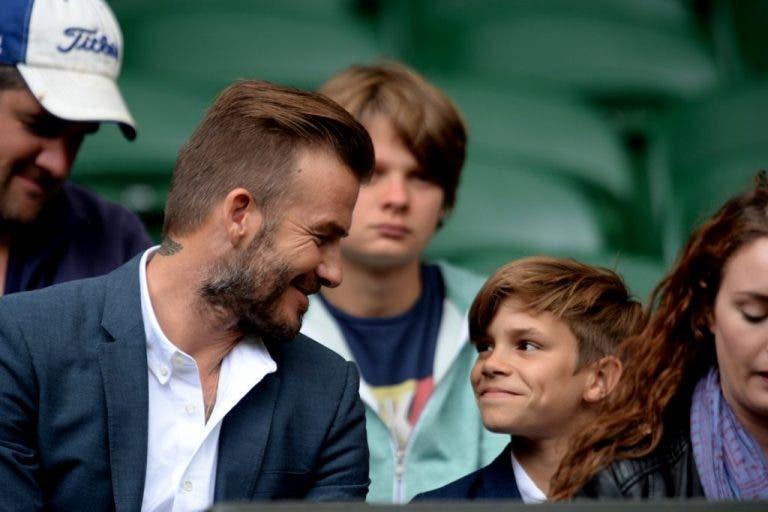 Wimbledon Dia 9: Famosos presentes nas bancadas