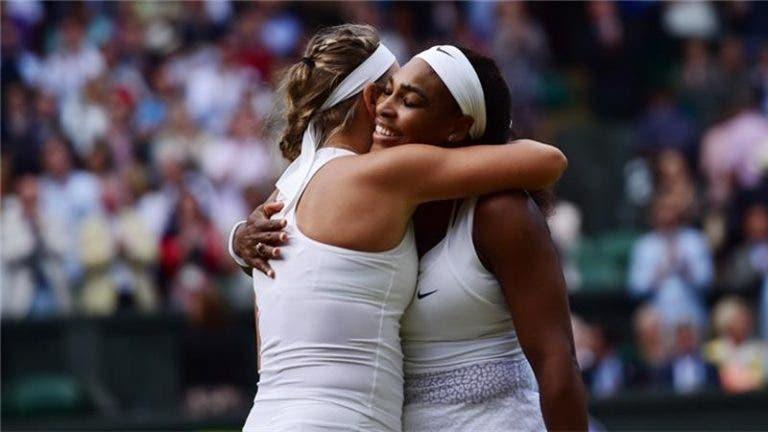 Os 10 melhores encontros segundo a revista Tennis