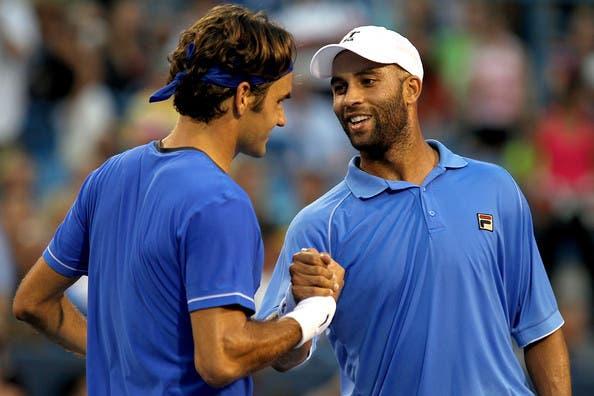 James Blake sobre Federer: «É uma aberração»