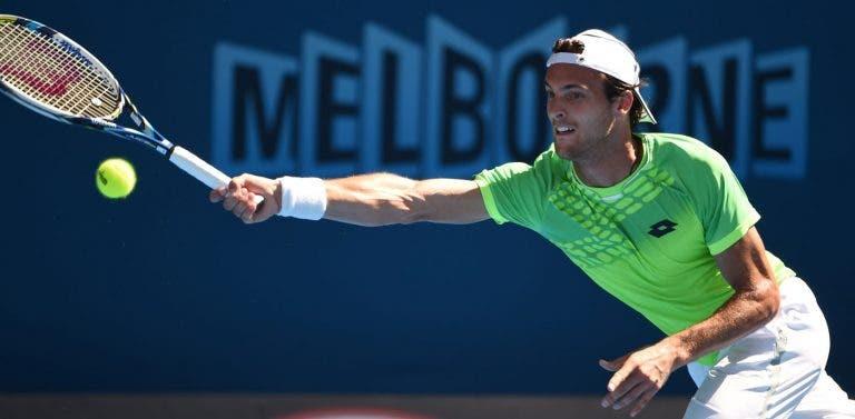 O que é preciso para João Sousa ser cabeça-de-série no Australian Open?