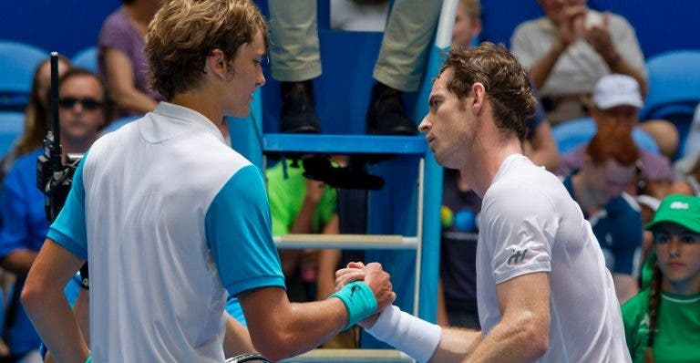 Mouratoglou: «Zverev faz-me lembrar Andy Murray»