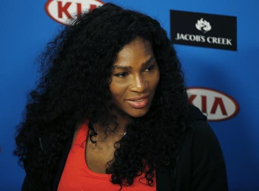 Serena Williams confessa: «Gosto muito do Messi»