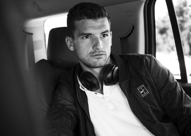 Grigor Dimitrov: «Houve momentos em que não dei tudo de mim»