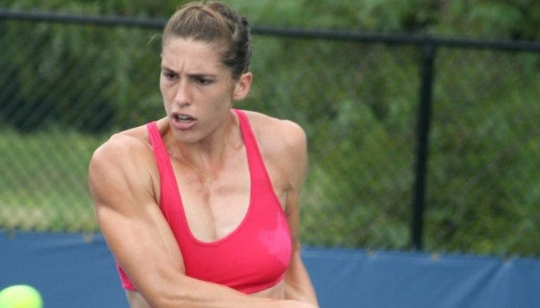 Petkovic: «O Simon aprendeu a respeitar muito mais o ténis feminino ao ver-me treinar»