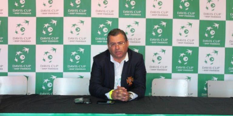 Maia acolhe novo torneio 'challenger' em Portugal na mesma semana das Davis Cup Finals