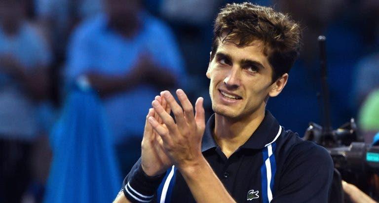 Herbert: «Quando era criança via Federer na televisão e tentava imitá-lo»