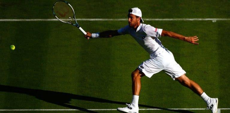 Sousa volta a jogar três torneios de relva antes de Wimbledon