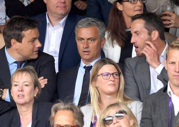 Romaria de celebridades em dia de final em Wimbledon
