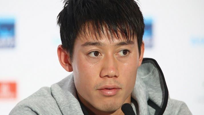 Nishikori: «Foi o meu melhor encontro desde que regressei»