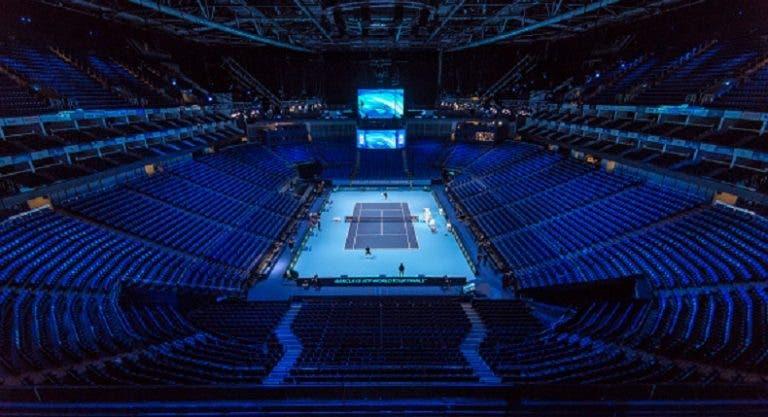 [Fotos] Quantos courts de ténis no Mundo são maiores do que a O2 Arena?