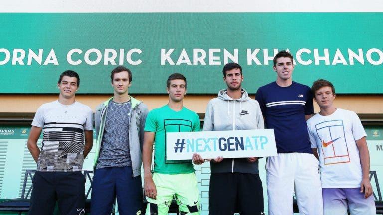 OFICIAL: ATP confirma alterações nas regras do NextGen Finals