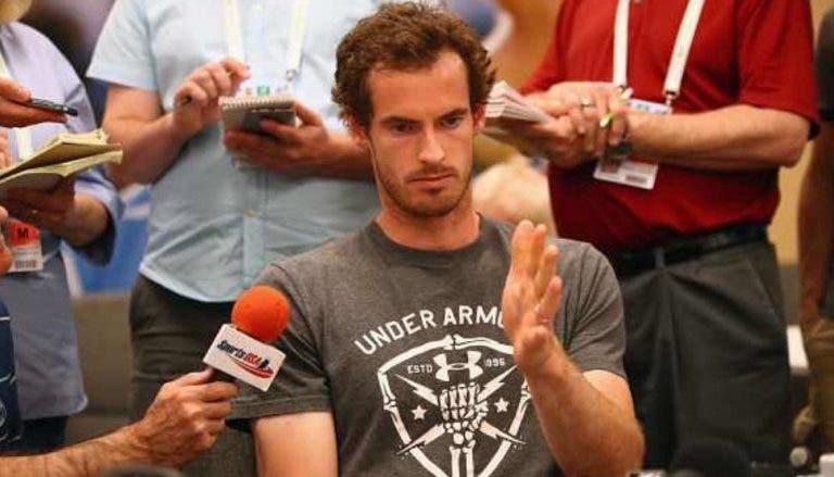 Andy Murray concorda com as mudanças nas regras para a NextGen de Milão