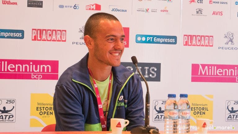 Gonçalo Oliveira vence e está nos 'oitavos' em Almaty