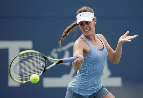 Michelle Brito eliminada na primeira ronda do ITF de Winnipeg
