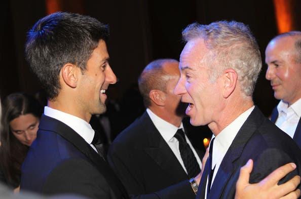 John McEnroe: «Djokovic ganhar novamente Roland Garros não será um choque»