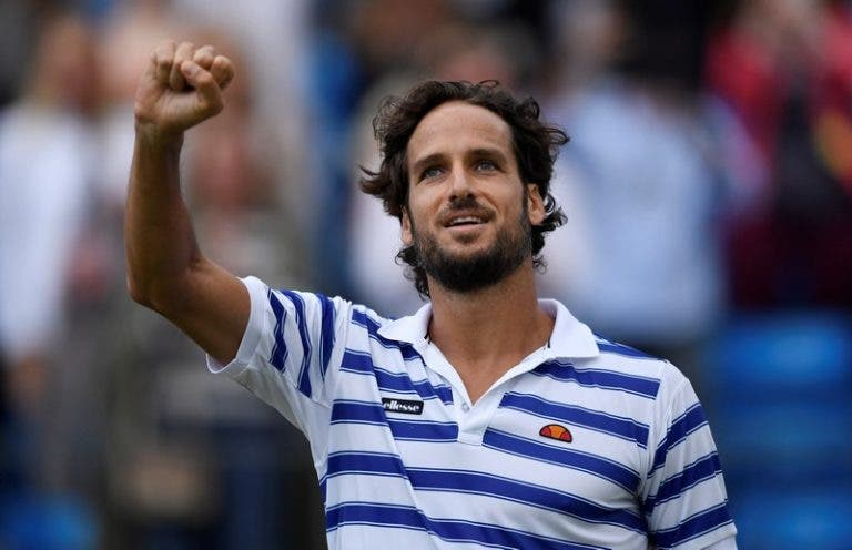 Feliciano Lopez salva match point, derrota Marin Cilic e é CAMPEÃO no Queen's Club