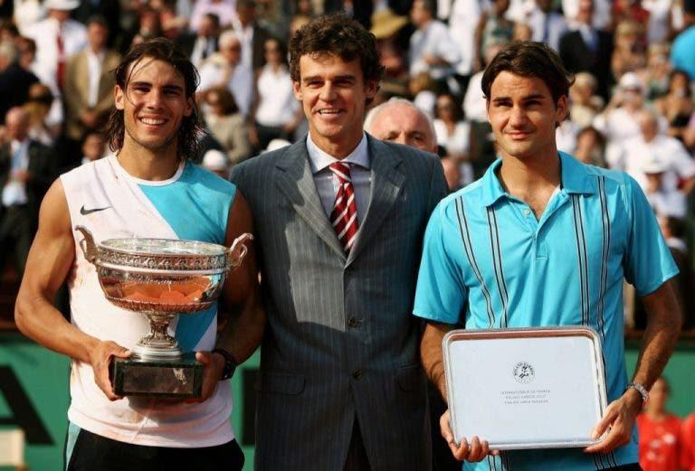 Kuerten: «Nadal é o favorito em Roland Garros, mesmo em outubro»