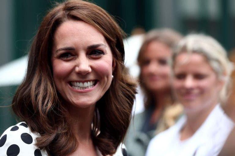 Confissões de Kate: «A minha mãe tem um fraquinho pelo Federer»