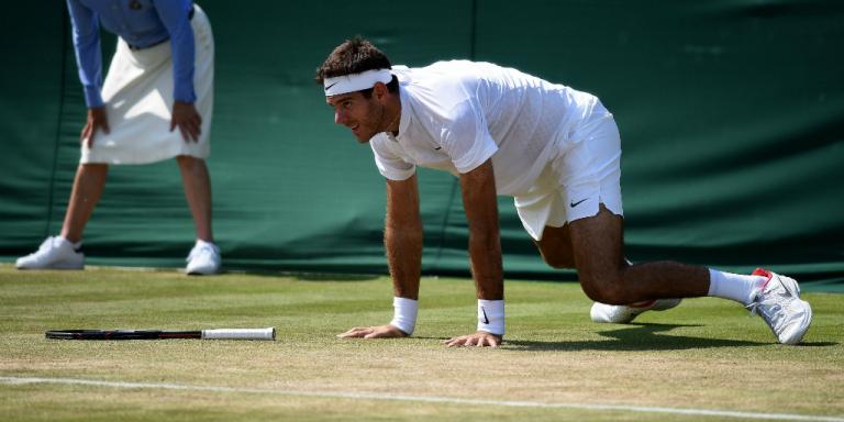 Jogadores tecem duras críticas à relva de Wimbledon
