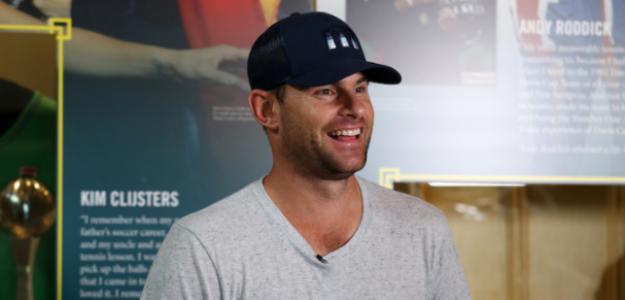 Roddick escolheu o seu top 10 de todos os tempos: «Novak pode vir a ser o GOAT»