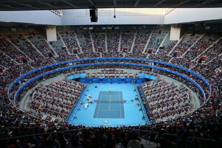 WTA CANCELA todos os torneios de ténis na China devido à Covid-19