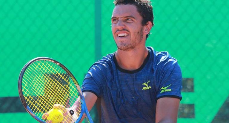 Gonçalo Oliveira perde batalha contra ex-top 150 ATP e sai de cena na estreia em Ostrava