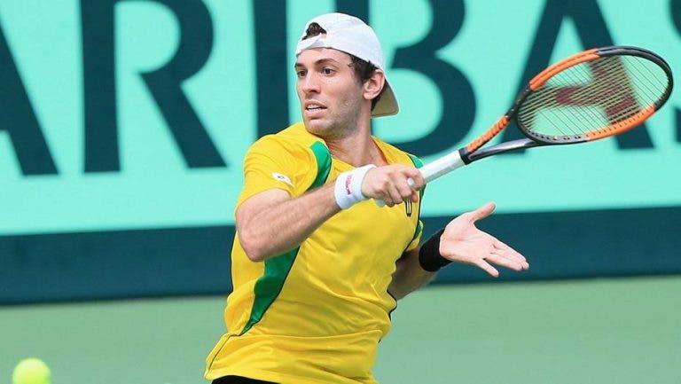 Challenger de Campinas: Cinco brasileiros apurados para a segunda ronda