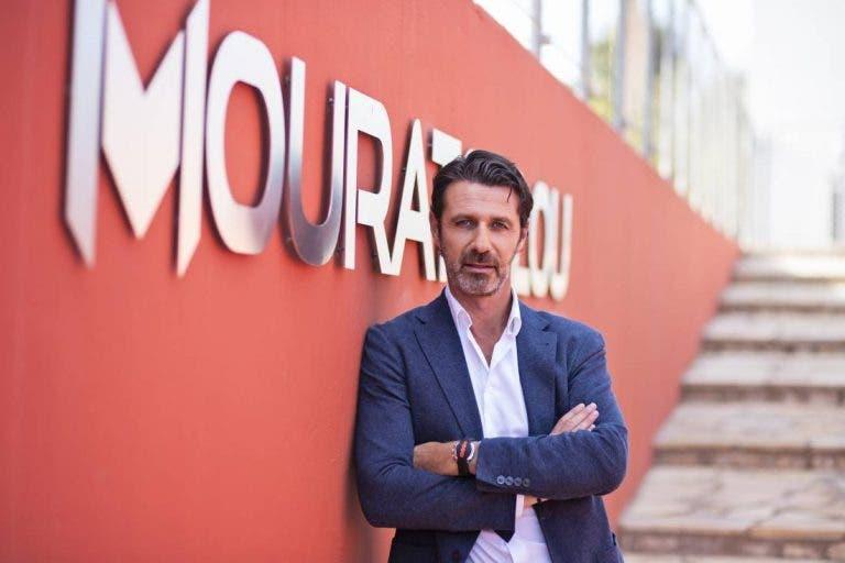 Mouratoglou: «Nadal deve jogar RG e, provavelmente, vai voltar a ganhar»