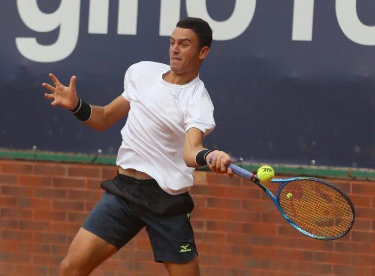 Gonçalo Oliveira vence e está na segunda ronda em Nanchang