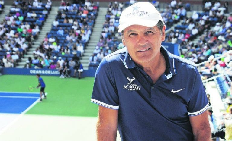 Toni Nadal: «Nadal e Federer ainda jogam porque querem vencer títulos»