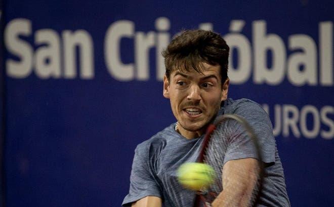 João Domingues 'cai' na estreia da qualificação no seu primeiro torneio ATP 500 da carreira