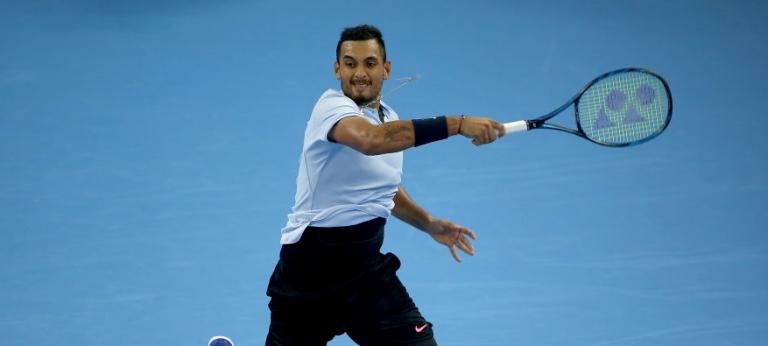Agassi: «Kyrgios é um dos talentos mais puros do ténis»