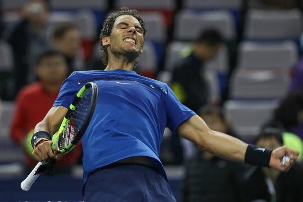 Rafael Nadal soma 16.ª vitória seguida e alcança primeira final em Xangai desde… 2009