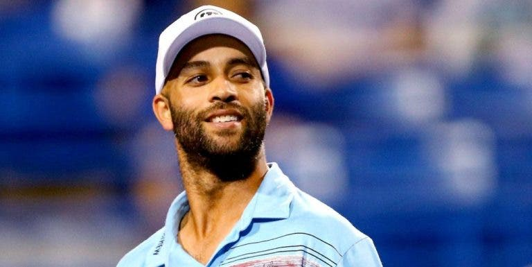 James Blake é o novo DIRETOR do Miami Open