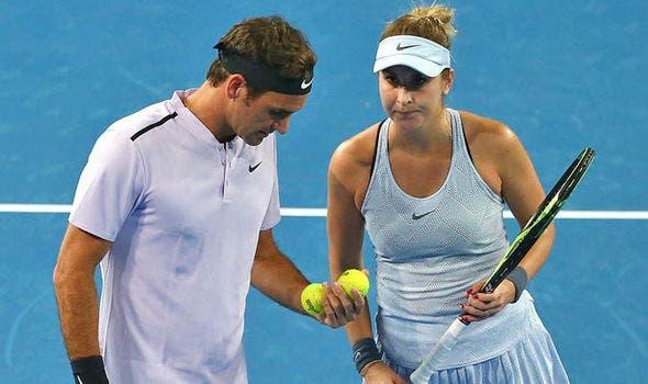 Bencic: «Os pais do Federer perguntaram-me se podiam ir ver um jogo meu»