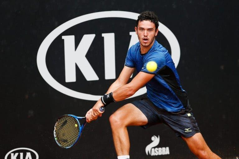 Gonçalo Oliveira entra em 2018 com vitória em pares e… mais próximo do top 150 ATP na variante