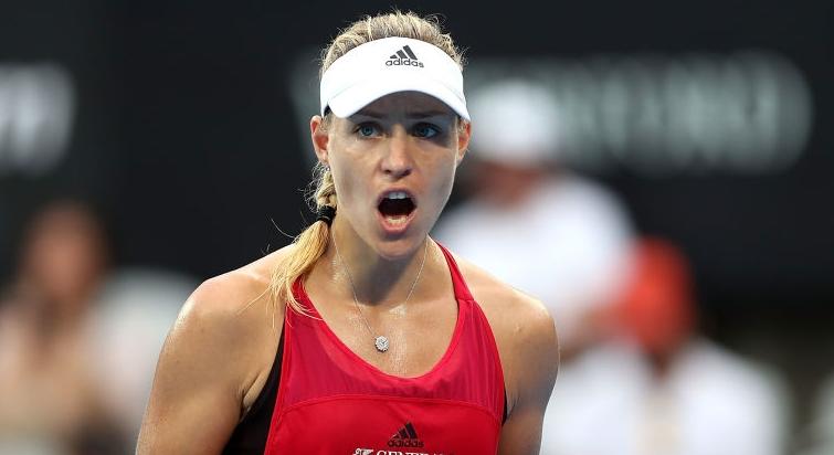 Kerber arrasa Cibulkova e soma sétima (!) vitória seguida para abrir 2018
