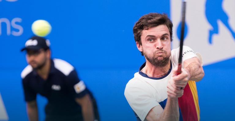 Simon surpreende Cilic e desafia Anderson na final de Pune