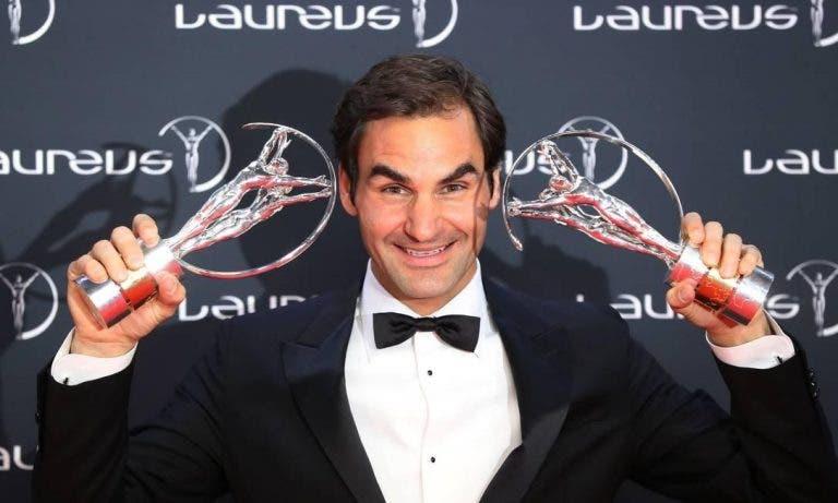 Federer nunca ganhou tanto dinheiro como agora, com quase 38 anos