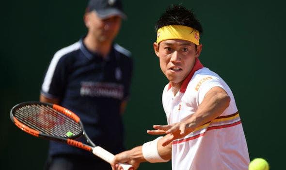 Nishikori: «Pude voltar a desfrutar duma final ATP 1000. Esta semana vai-me ajudar muito no futuro»