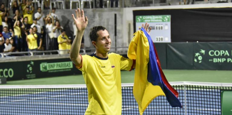 Brasil é surpreendido na Colômbia e falha Playoff do Grupo Mundial