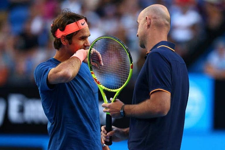 Ljubicic assegura: «Depois de Federer se retirar não treino mais ninguém»
