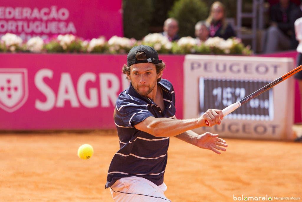 [VÍDEO] Blois. Pedro Sousa vs. Kimmer Coppejans, a final em DIRETO