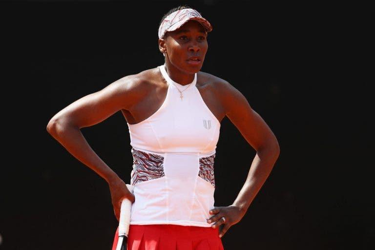 Venus Williams indemniza família de vítima mortal num acidente que a envolveu