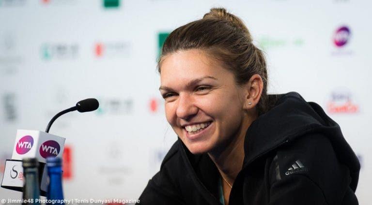 Simona Halep: «Estou muito focada em vencer um Grand Slam»