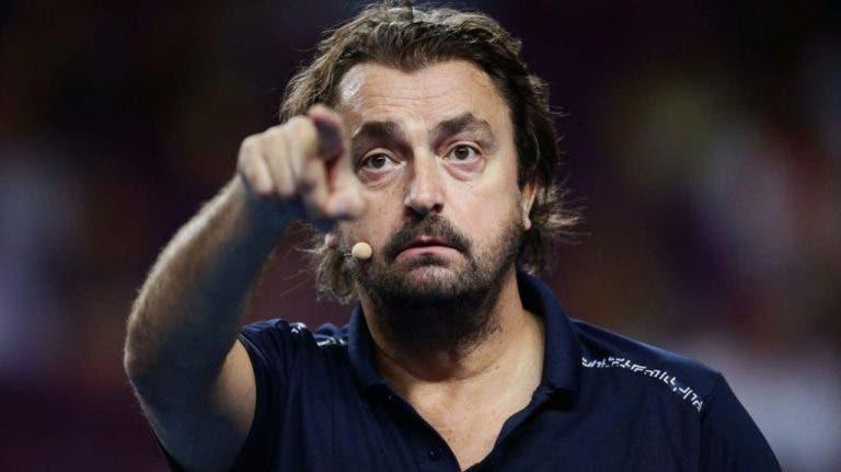 Leconte: «Não voltaremos a ver alguém como Nadal, Federer e Nole»